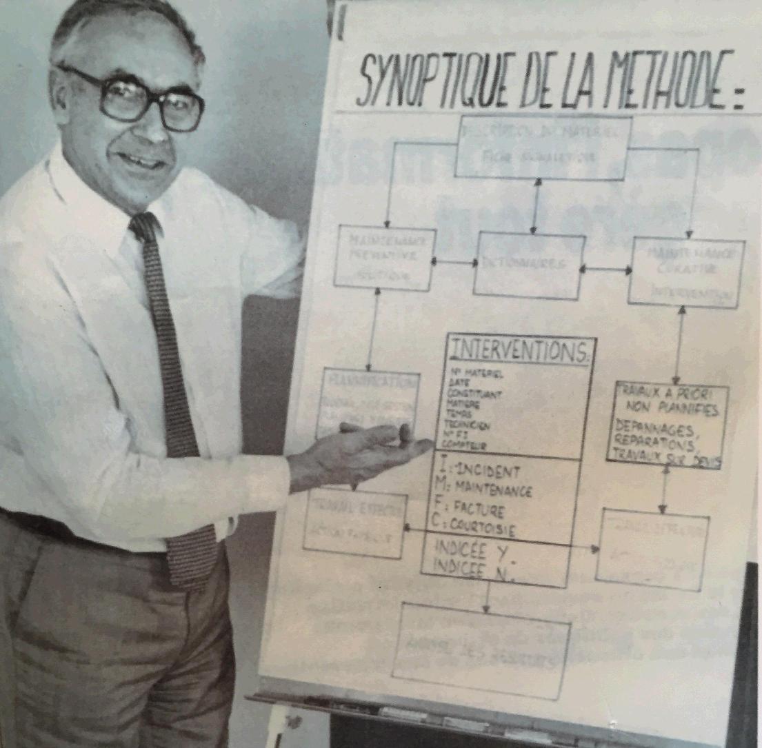Joseph LABROSSE | Fondateur COPAS ASCENSEURS